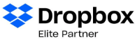Dropbox Elite Partner Logo