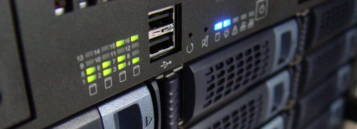 Ethernet Cable Port Close Up Photograph